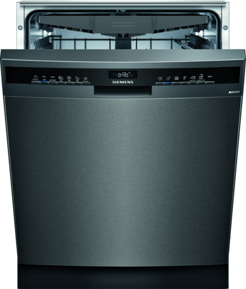 Siemens Sn43ec16cs Iq300 Underbygg. Diskmaskin - Svart