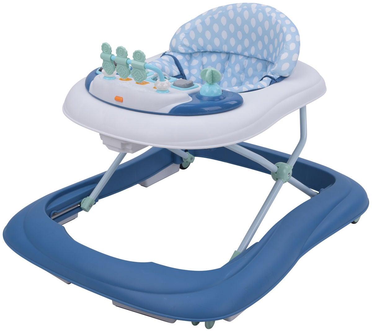 BabyDan Kävelytuoli, Blue