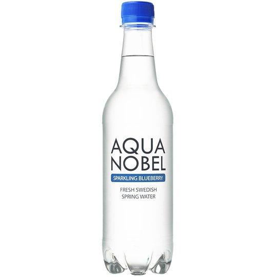 """Kolsyrat Vatten """"Blueberry"""" 50cl - 61% rabatt"""