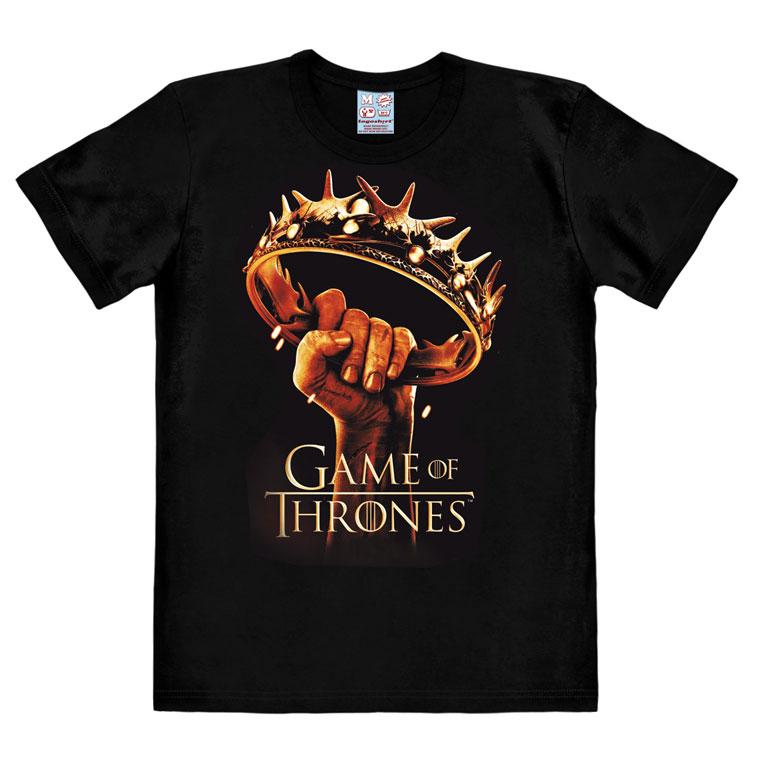 Game Of Thrones - Crown - Easyfit - black - Original licensed product