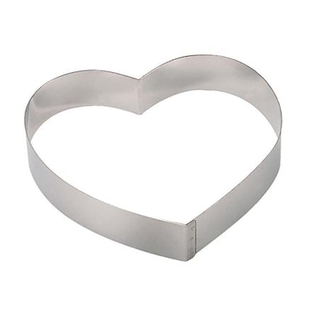 Bakform Hjärta Ø20cm
