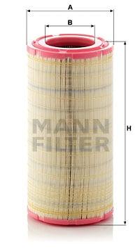 Ilmansuodatin MANN-FILTER C 24 904/2