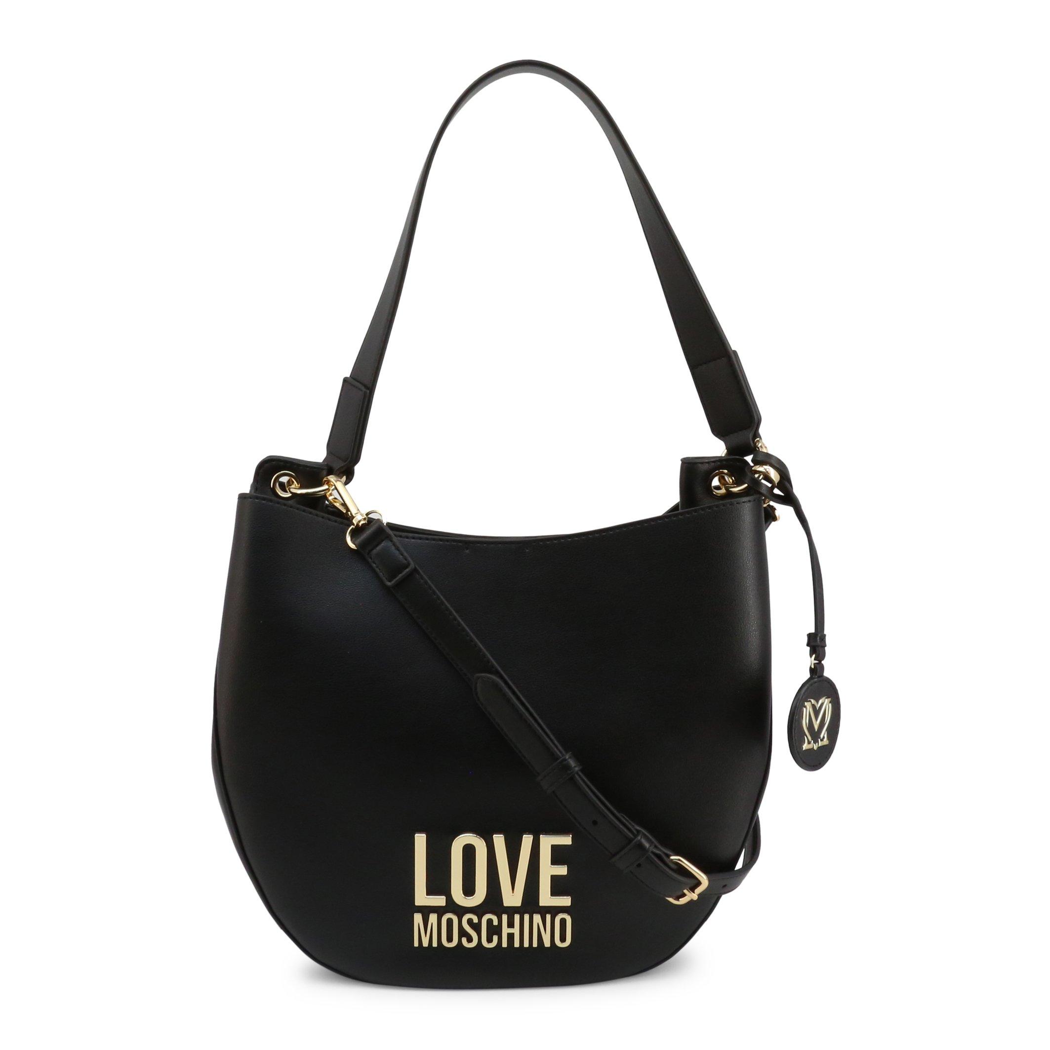 Love Moschino Women's Crossbody Bag Various Colours JC4106PP1CLJ0 - black-1 NOSIZE