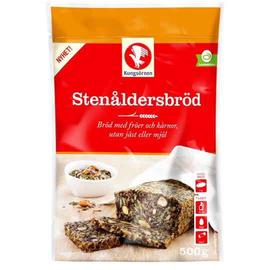 Bakmix Stenåldersbröd - 26% rabatt
