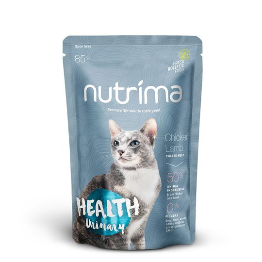 Nutrima Health Urinary Kyckling & Lamm