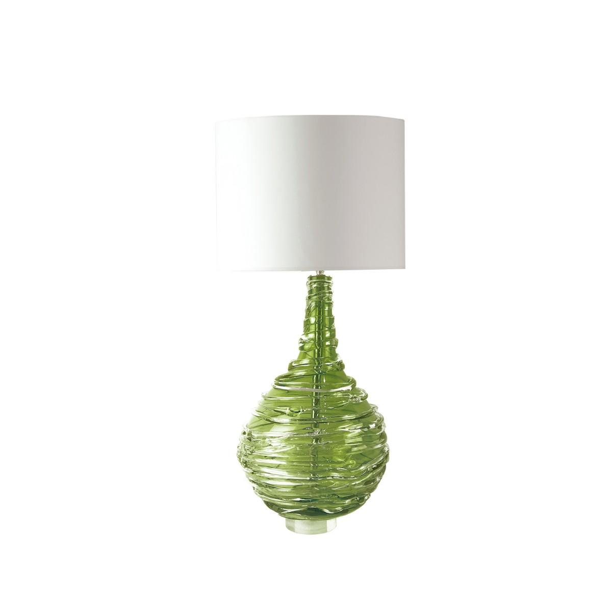 William Yeoward | Matilda Table Lamp Moss