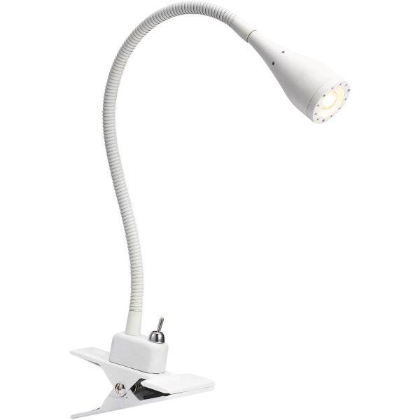 Nordlux MENTO 75582001 Pöytävalaisin Sisältää valonlähteen, IP20 valkoinen