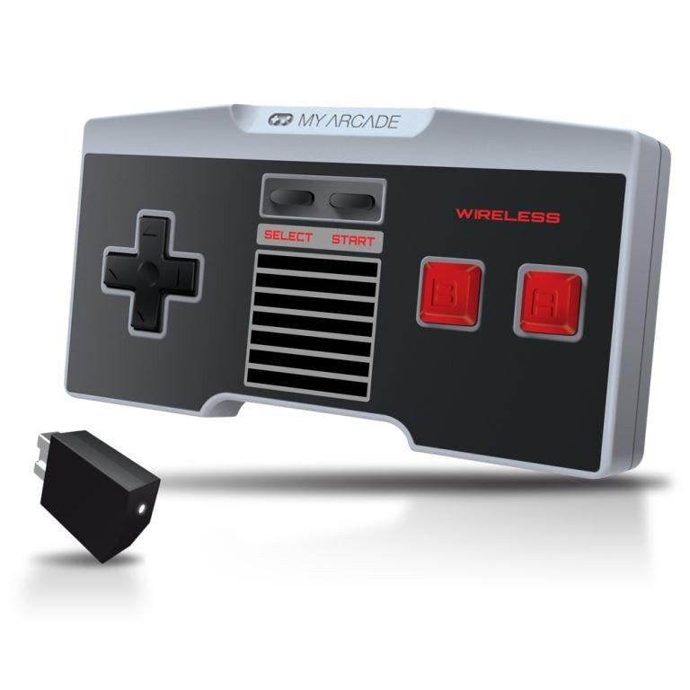 My Arcade Gamepad Classic Wireless Controller for NES Mini Classic