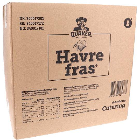 Havrefras - 31% rabatt