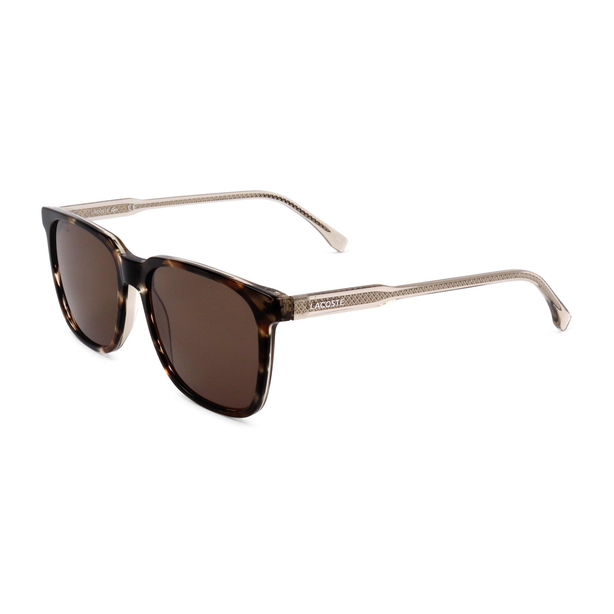 Lacoste Women's Sunglasses Brown L910S - brown-1 NOSIZE