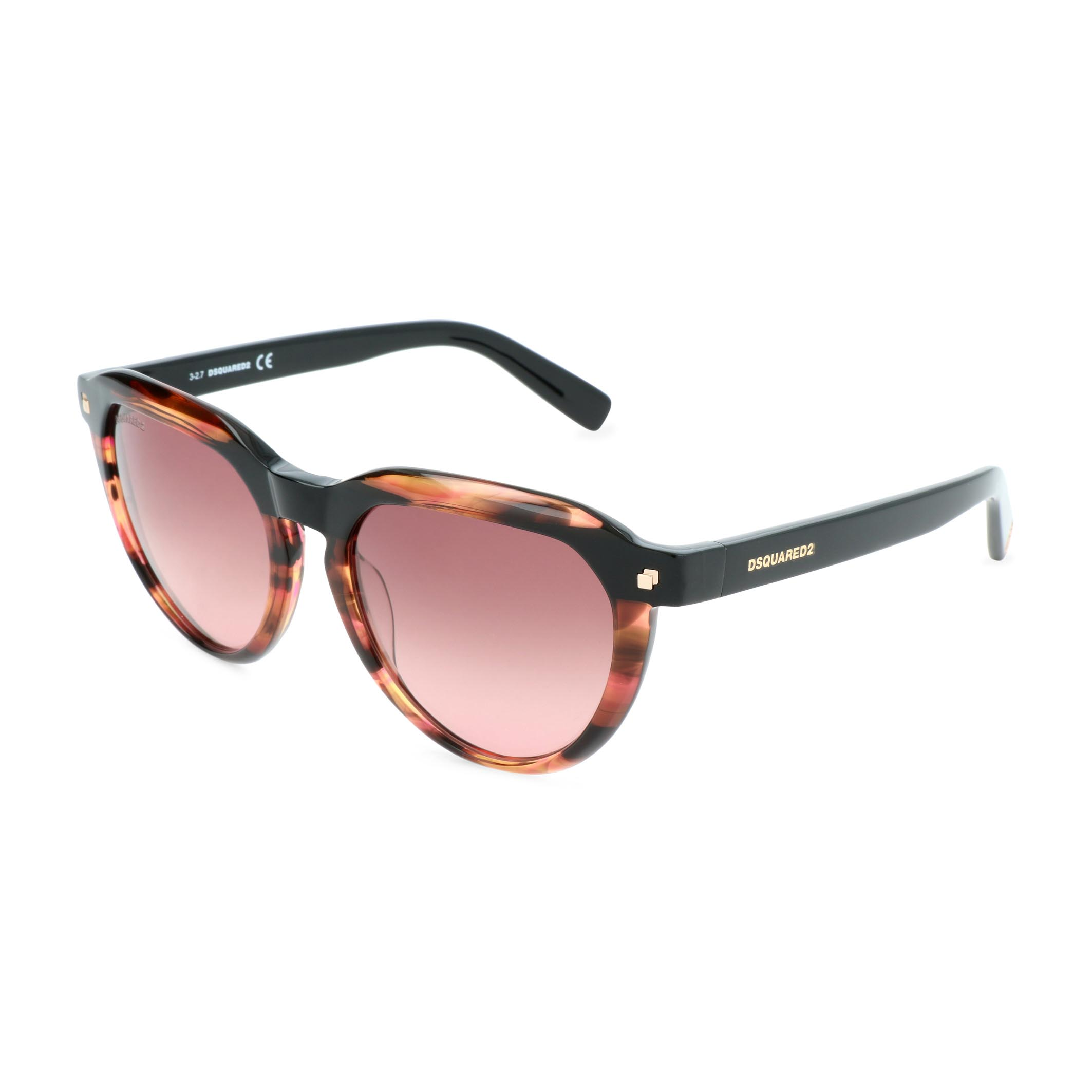 Dsquared2 Women's Sunglasses Brown DQ0287 - brown-1 NOSIZE
