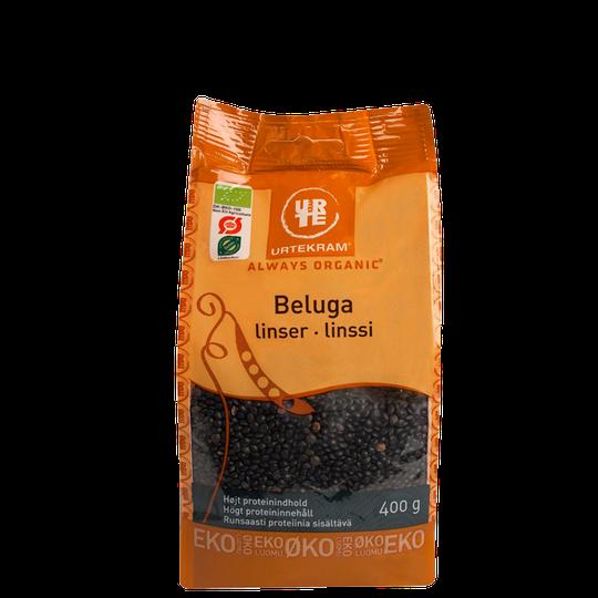 Belugalinser, 400 g