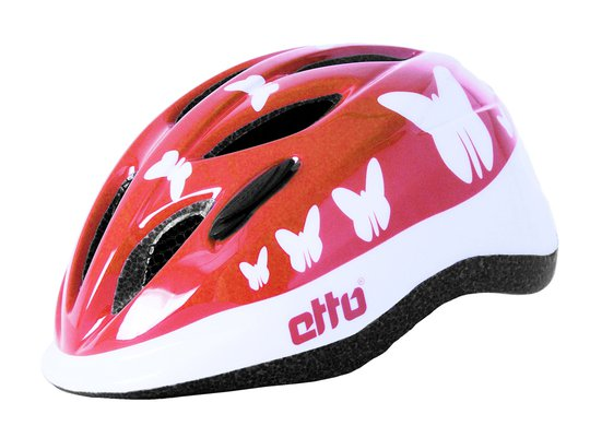 Hamax Hjelm Safe Rider Happy Butterfly 45-50cm