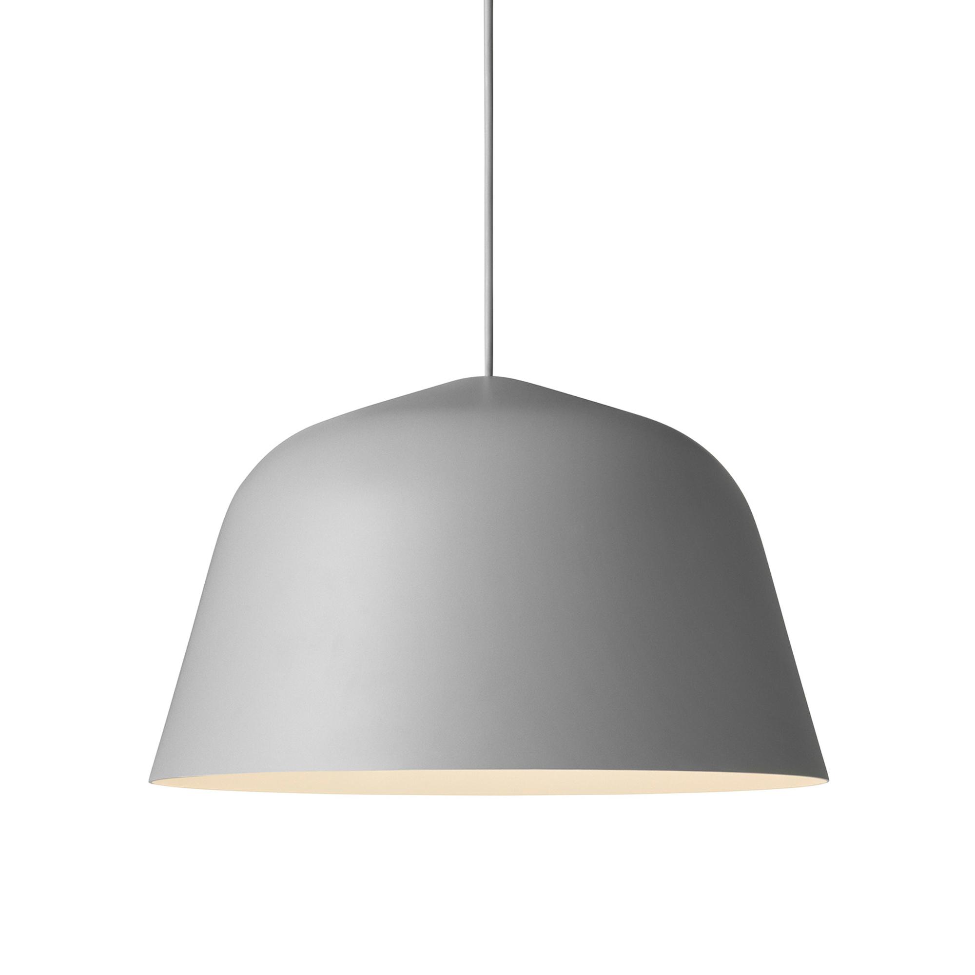 Muuto Lampa Ambit 40 grå
