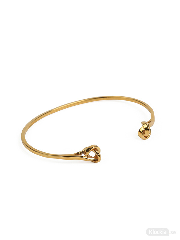 Syster P Armband Tied - Guld BG1231