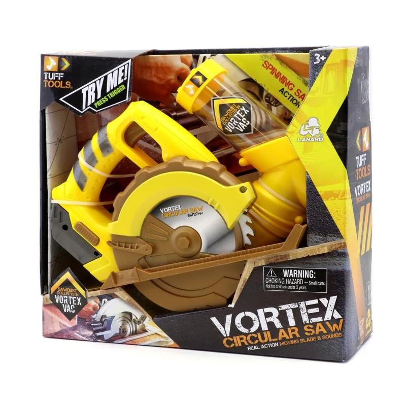 Tuff Tools - Vortex Circular Saw w. Dust Collector (51008-EROB-1900)