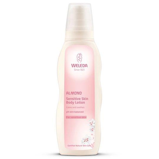 Weleda Almond Sensitive Skin Body Lotion, 200 ml