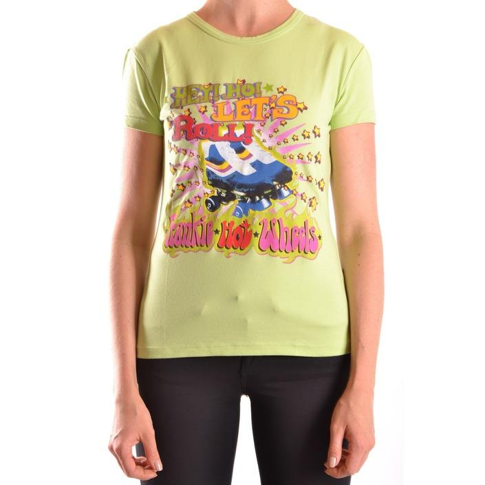 Frankie Morello Women's T-Shirt Green 169728 - green M