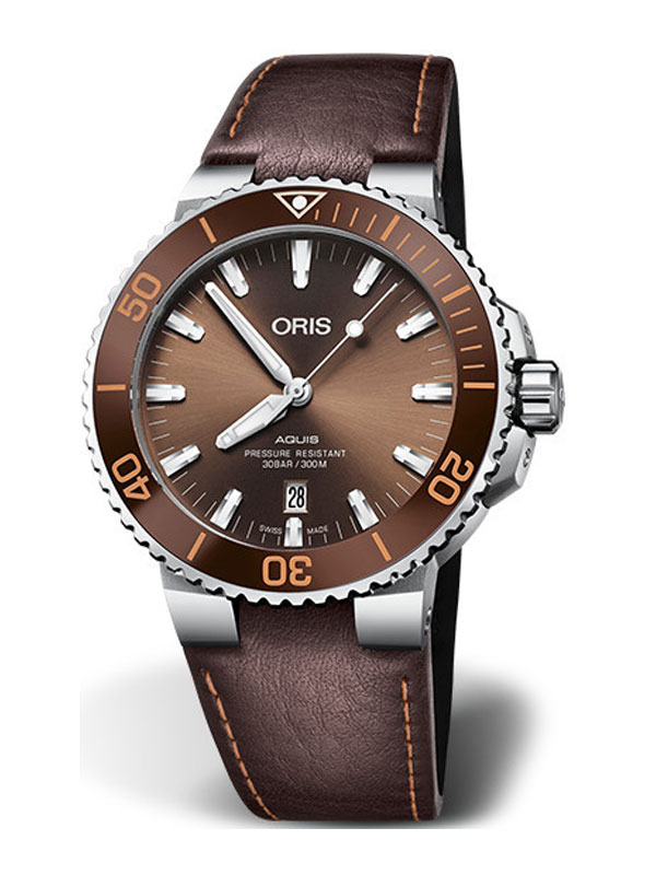 ORIS Aquis Date 43,5mm 733-7730-4152-07-5-24-12EB