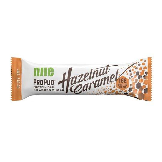 Proteinbar Hazelnut & Caramel - 25% rabatt