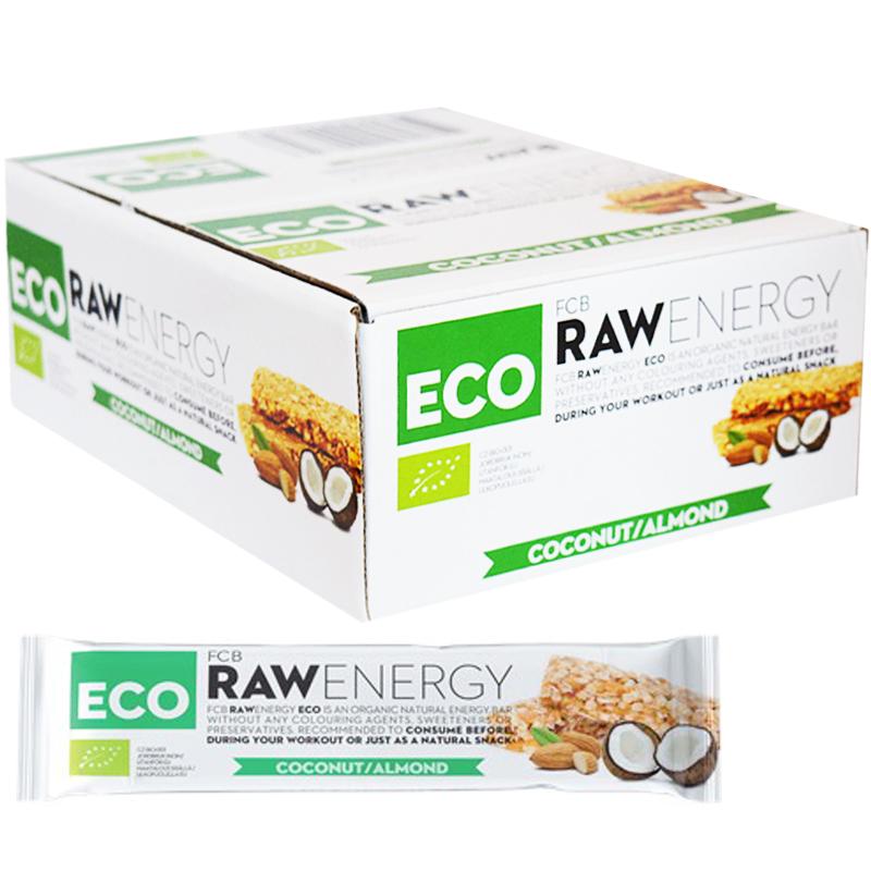Rawbars Coconut & Almond 24-pack - 72% rabatt