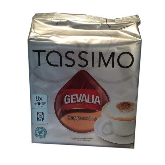 Kaffe kapsel Cappuccino Tassimo - 80% rabatt