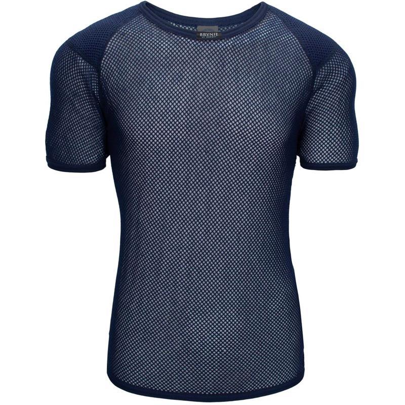 Brynje Super Thermo T-shirt w/inlay M Marine