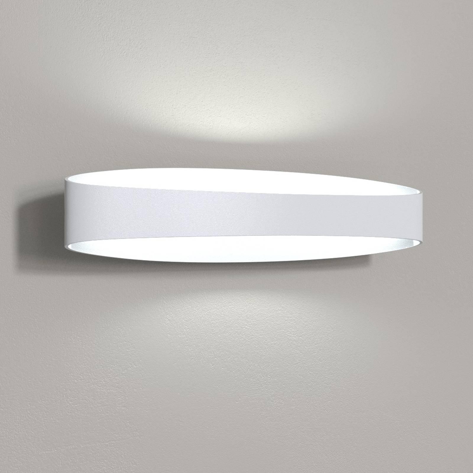 Bridge – LED-vegglampe i trykkstøpt aluminium