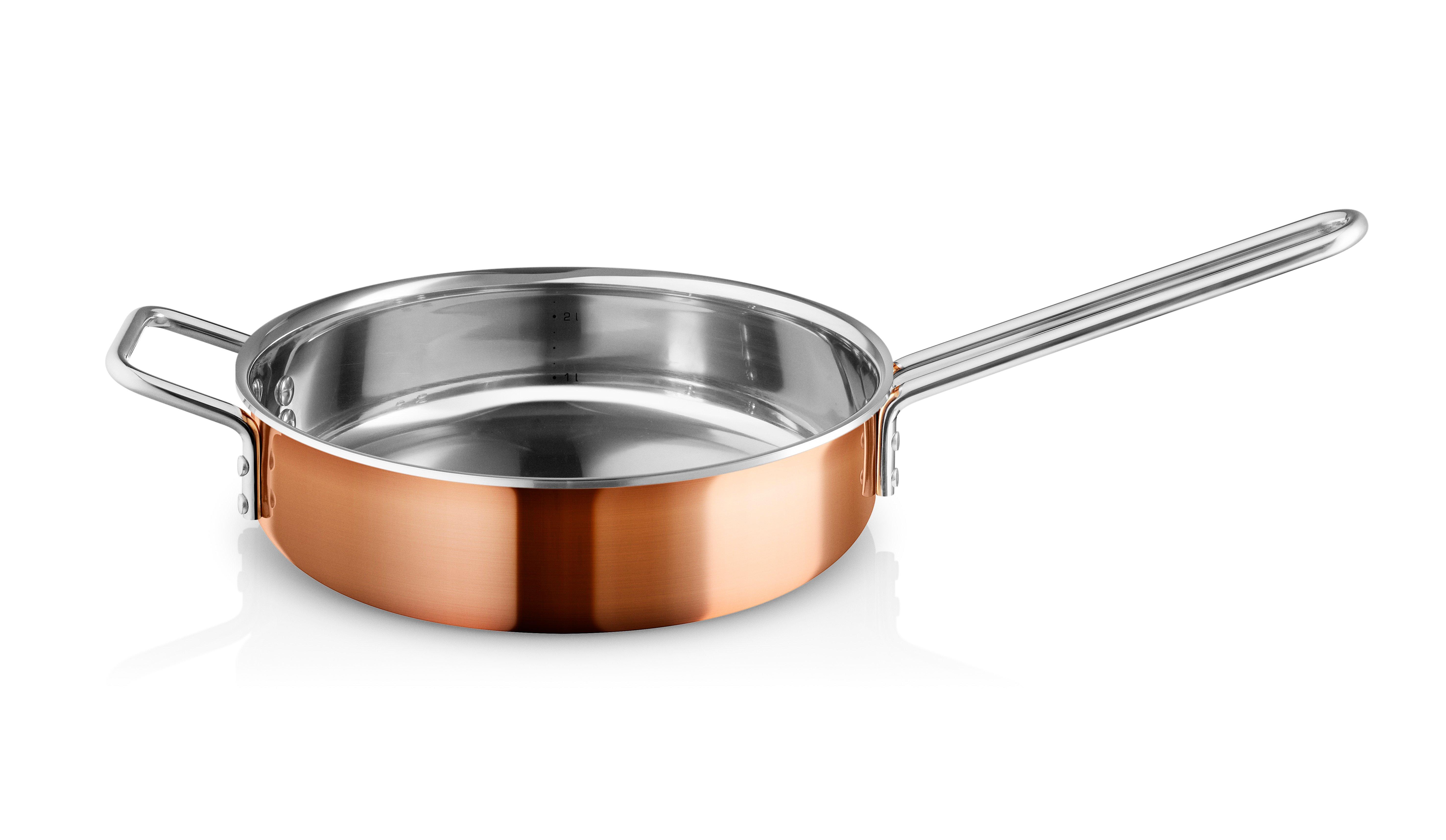 Eva Trio - Sauté Pan - Copper (271011)