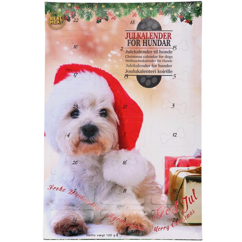 Joulukalenteri Koirille - 68% alennus