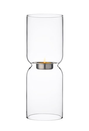 Lantern Lyslykt Klar 25 cm