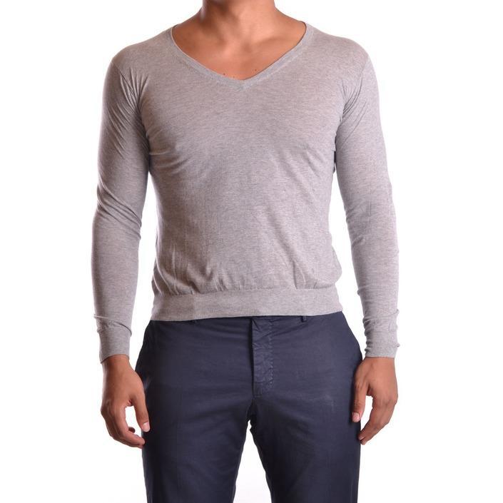 Daniele Alessandrini Men's Sweater Grey 162930 - grey 46