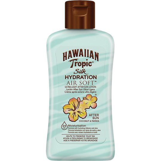 Hawaiian Silk H Air Soft After Sun 60 m, 60 ml Hawaiian Tropic Päivetys