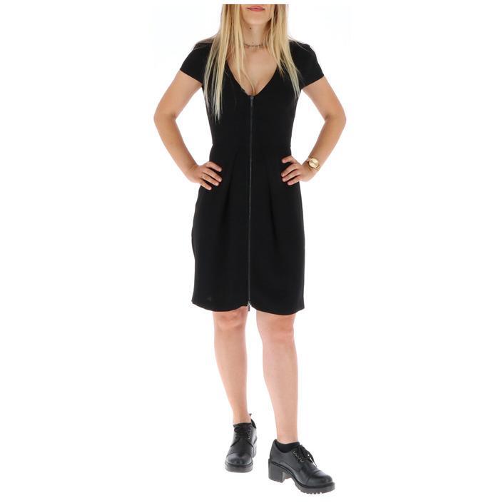 Armani Exchange Women's Dress Black 302310 - black 2