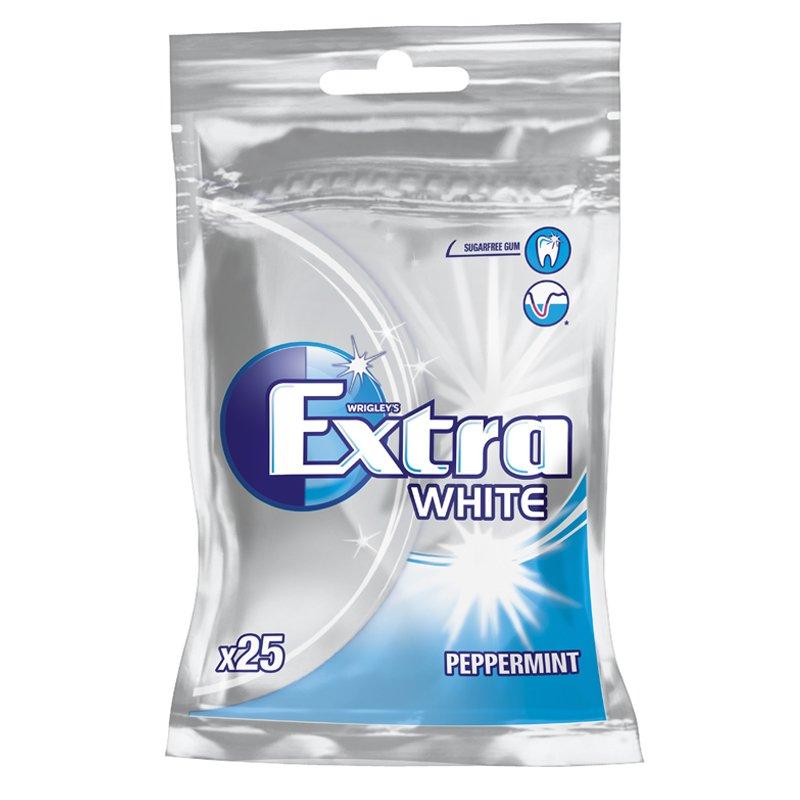 Tuggummi White Peppermint - 48% rabatt