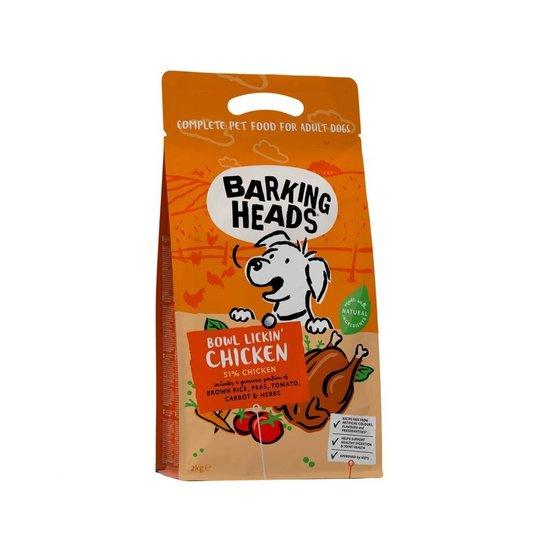 Barking Heads Bowl Lickin' Chicken (2 kg)