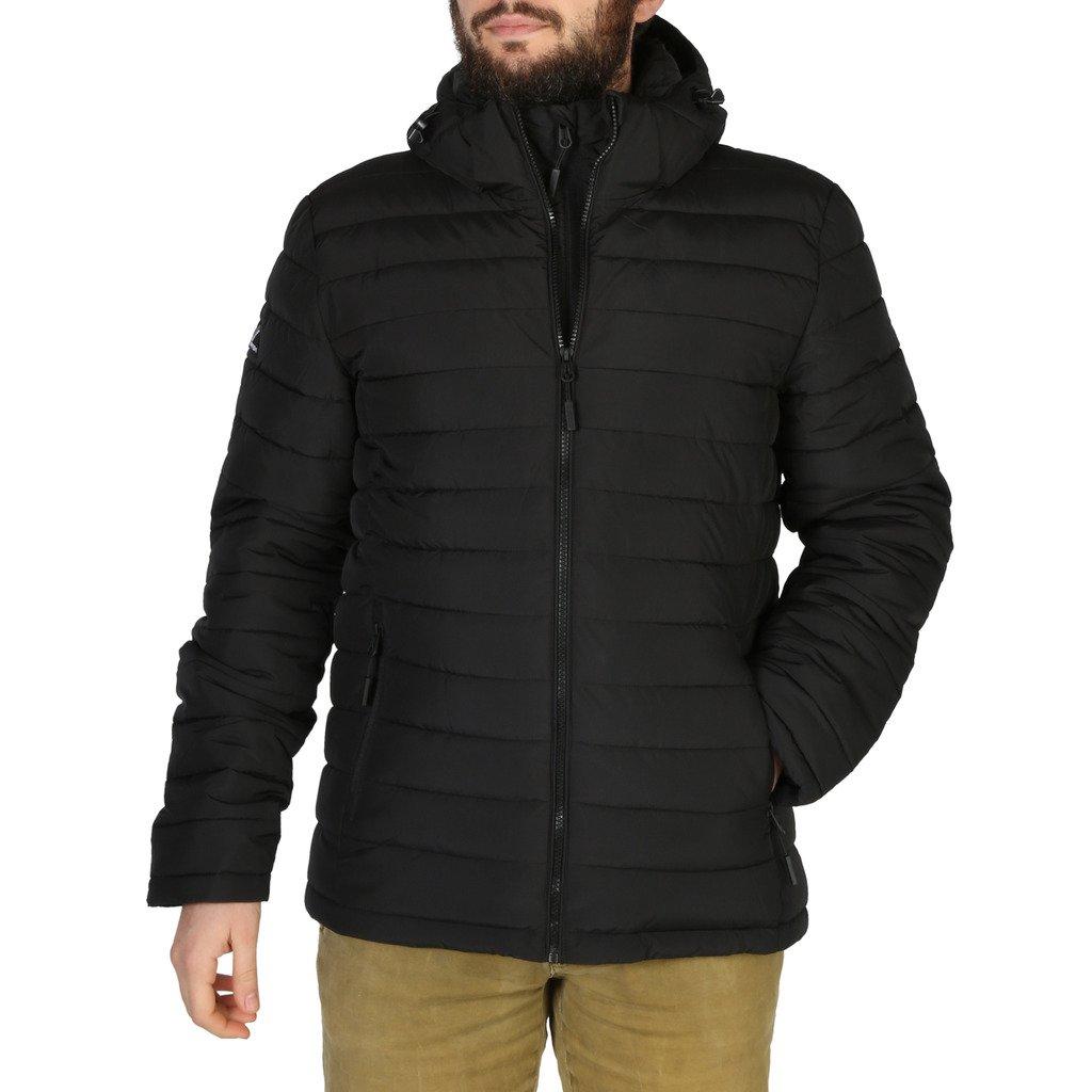 Superdry Men's Jacket Various Colours M5010201A - black S
