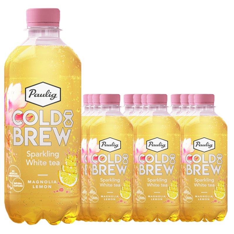 Teejuomat Sparkling White Tea 12kpl - 61% alennus