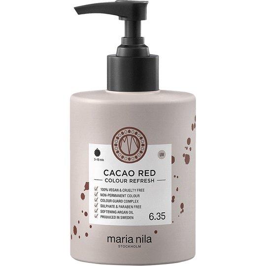Maria Nila Colour Refresh, Cacao Red, 300 ml Maria Nila Tehohoidot