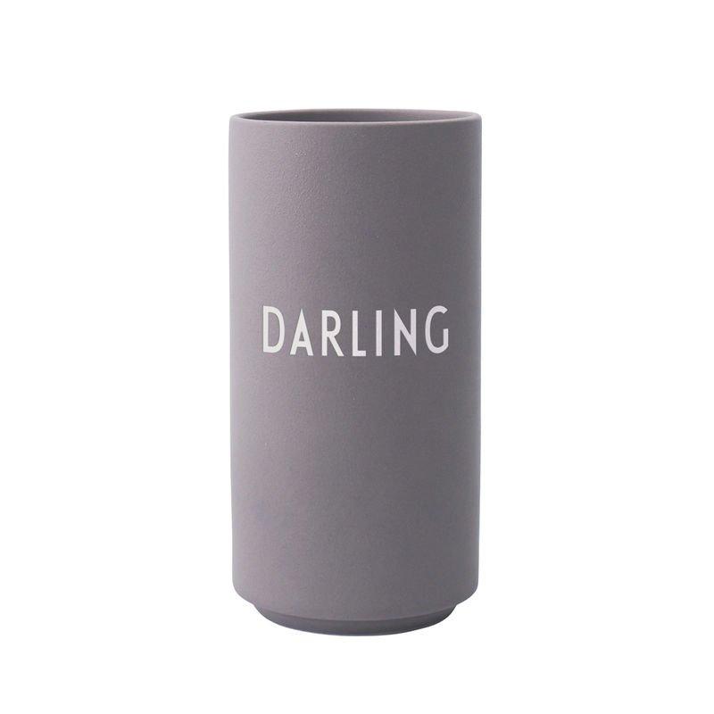 Design Letters - Favoritvase Darling - Dusty Purple (10101005PPLDARLING)