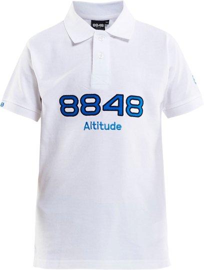 8848 Altitude Monte Jr Piké, White 130