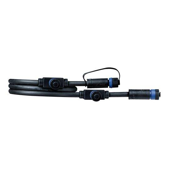 Paulmann Plug & Shine 93994-kaapeli 1m 1 in/3 out