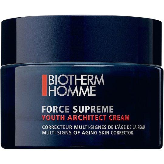 Biotherm Homme Force Supreme Youth Architect Cream, 50 ml Biotherm Homme Kasvovoiteet