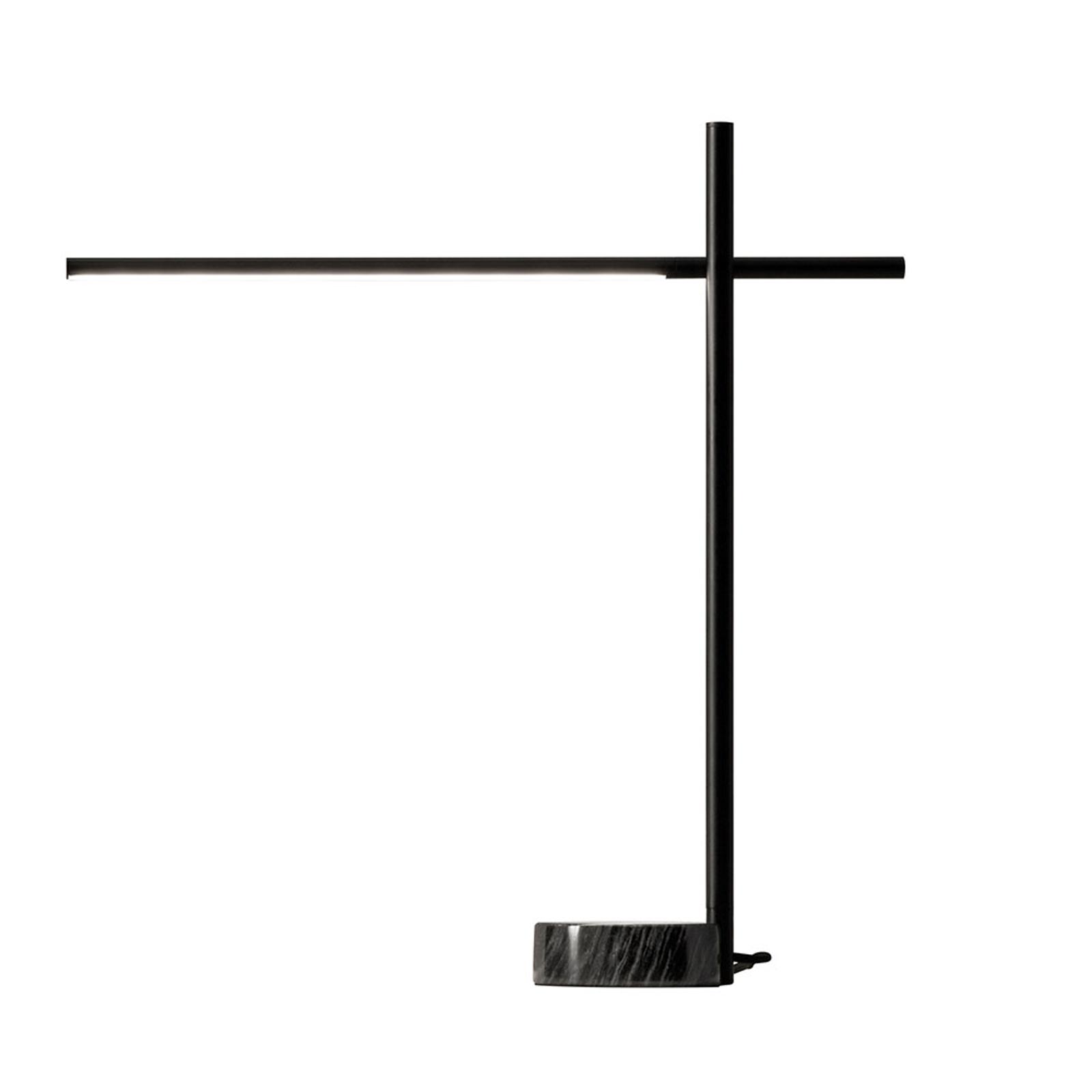 Grok Tubs -LED-pöytälamppu kosketushimmentimellä