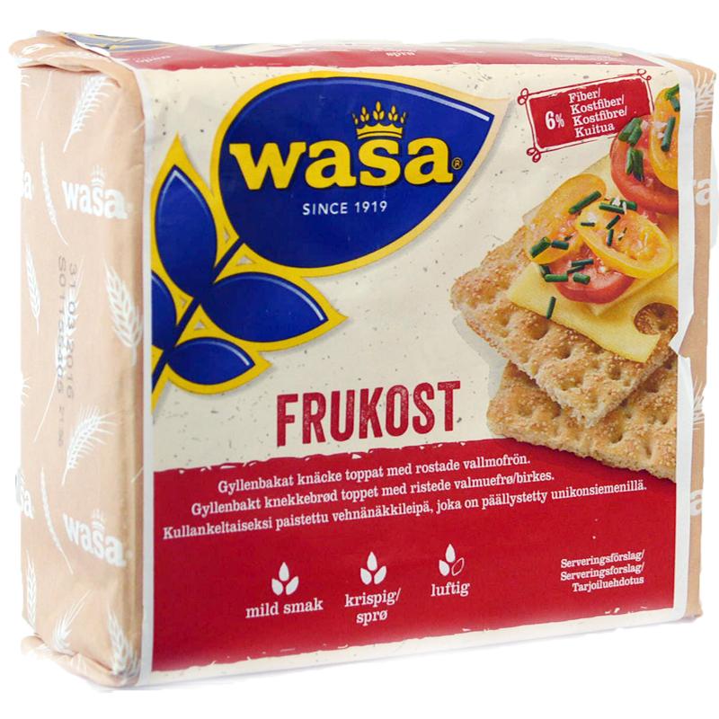 Frukost Knäcke - 46% rabatt