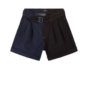 Balmain Shorts Marinblå 10 år