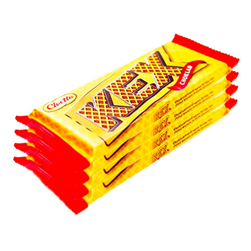 Kexchoklad 4-pack - 66% rabatt