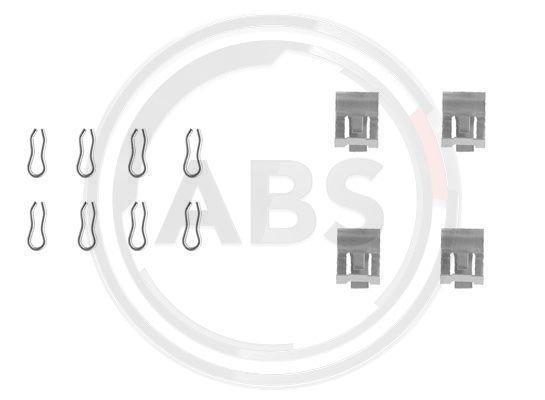 Tarvikesarja, jarrupala A.B.S. 1055Q