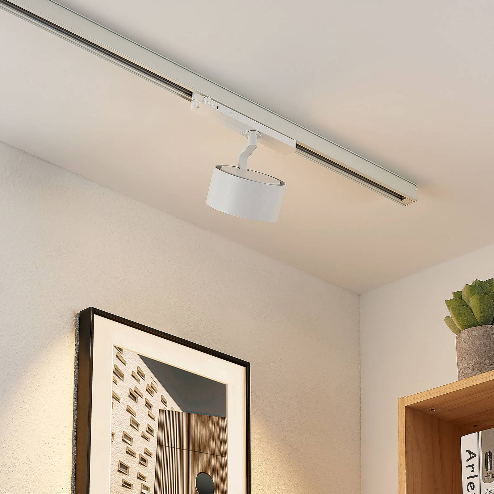 Arcchio Neizan LED-3-vaihe-spotti, 30W, 3 000 K