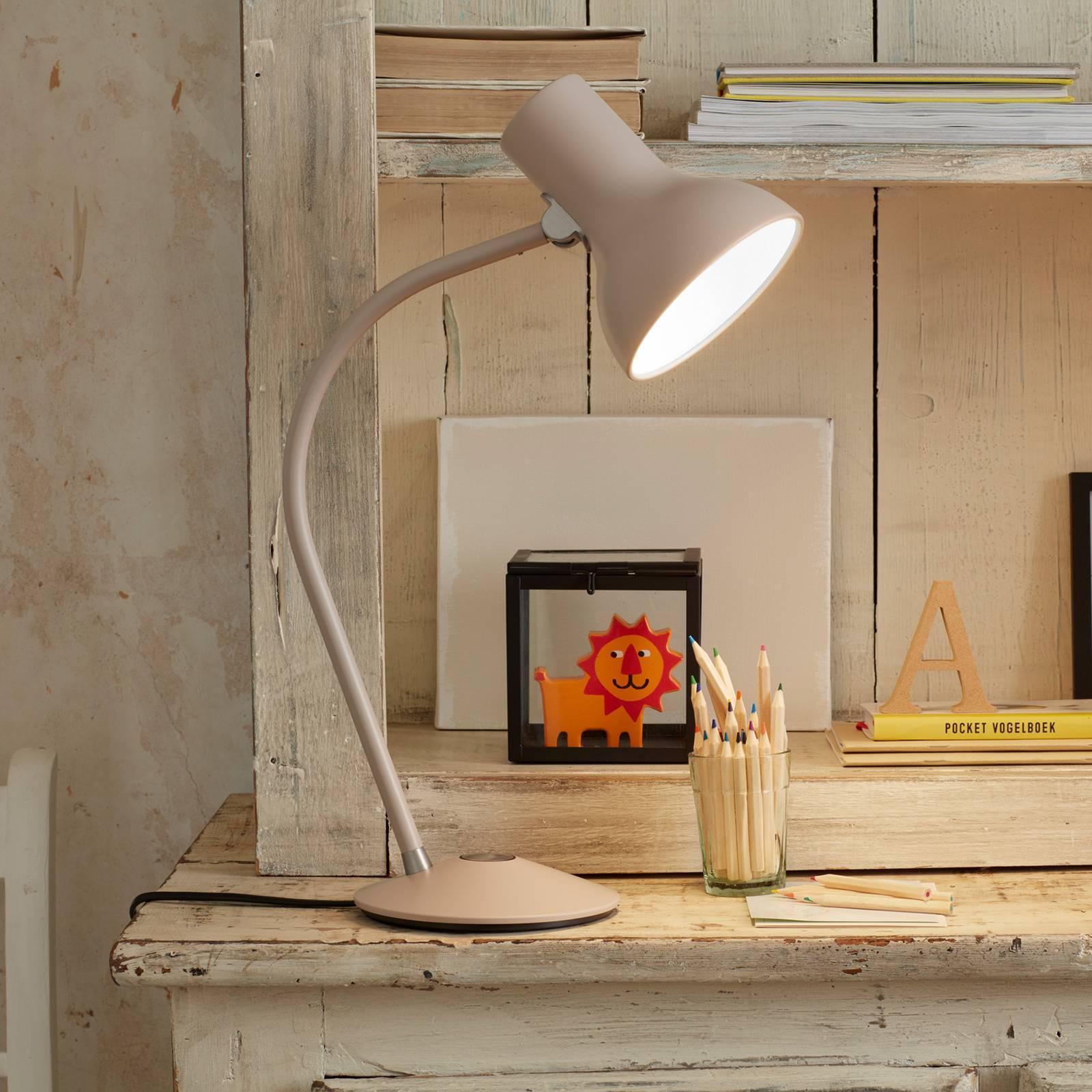 Anglepoise Type 75 Mini -pöytälamppu, harmaa